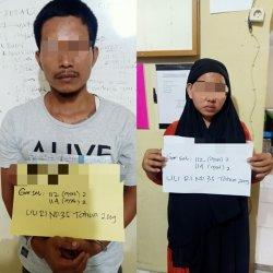 Sembunyikan Sabu 100 Gram dalam Bra, Perempuan Asal Aceh Ditangkap Polisi di Bungo