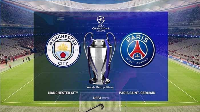 Malam Ini Tanding PSG vs Man City Live Streaming Semifinal Liga Champions Prediksi Skor Head to Head