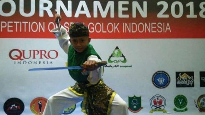 Sempat Putus Asa Karena tak Ada Biaya, Atlet Pencak Silat Sarolangun Wakili Indonesia di Malaysia