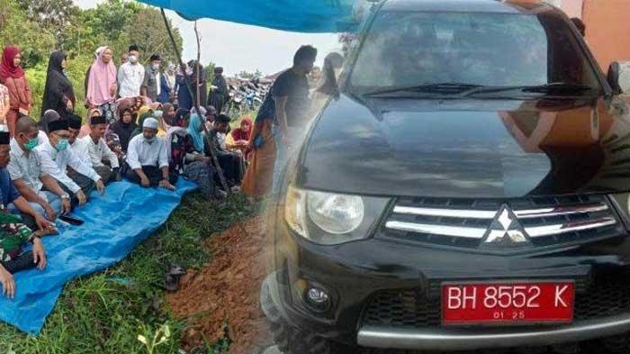 KRONOLOGI Kabid DLH Bungo Tabrak Bocah hingga Tewas dengan Mobil Dinas, Terlindas saat Mobil Mundur