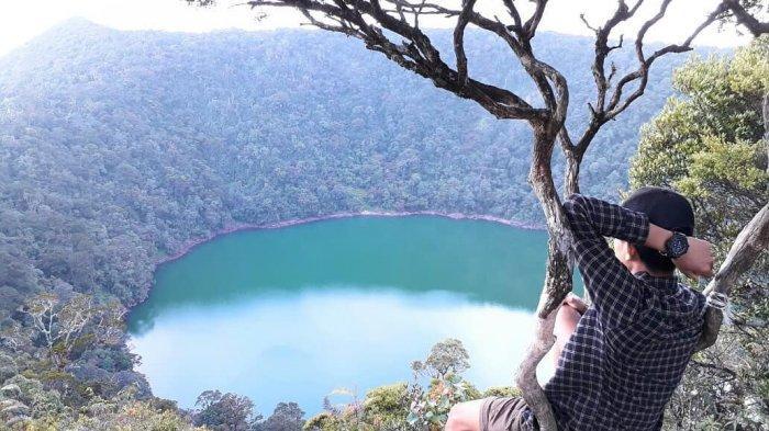 Aurelia Kena 'Sihir' Danau Kumbang di Merangin setelah Jalan 8 Jam, Tak Mau Balik Jakarta