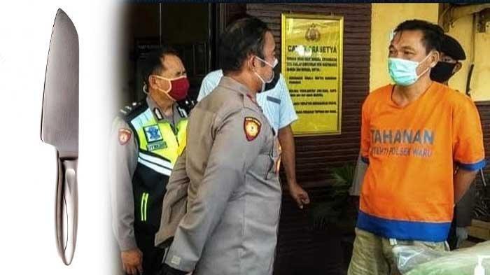 Sandiwara Suami Asal Surabaya yang Bunuh Istri di Sidoarjo, Dokter RSAngkatan Laut Tak Tertipu