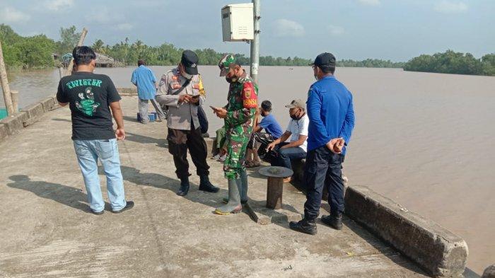 Kronoligis Tengelamnya Dua Orang di Sungai Pengabuan, Pompong Sempat Kehabisan Minyak