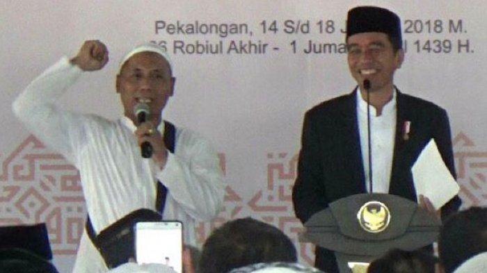 Dapat Sepeda dari Jokowi Bapak ini Menolak, ini Alasannya