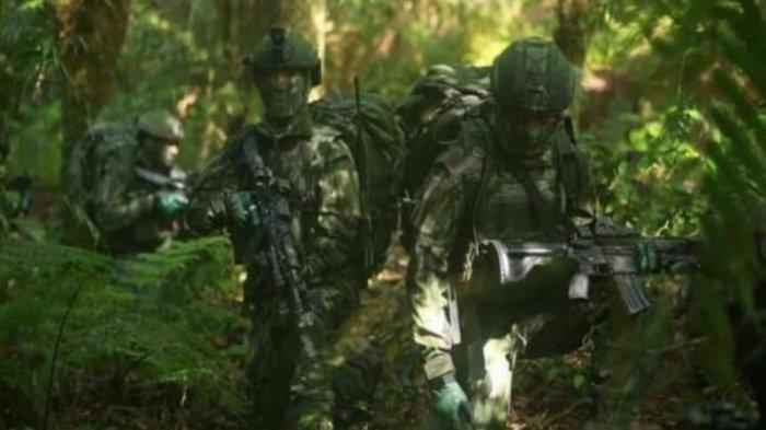 Seragam Baru Kopassus Untuk Perang Hutan Bisa Matikan Musuh dengan Mudah, Sempurna Dalam Kamuflase