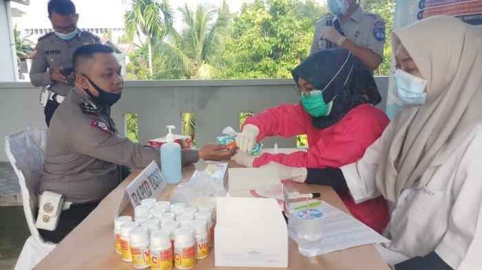 Serangkaian peringatan HUT Jasa Raharja yang ke-60, telah dilakukan. Diantaranya adalah donor darah yang dilakukan pada Rabu (2/12/2020).