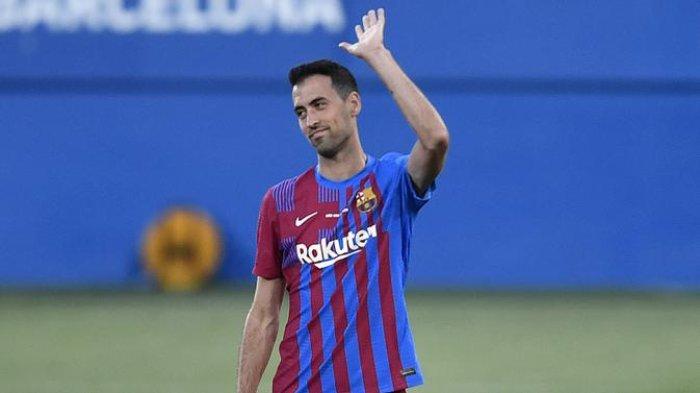Demi Datangkan Franck Kessie, Barcelona Dirumorkan Rela Jual Sergio Busquets