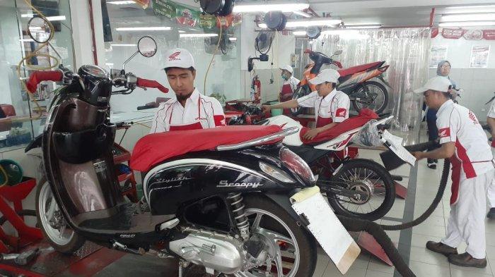 Tujuh Tips Merawat Sepeda Motor di Era New Normal, dari Oli Mesin hingga Sparepart