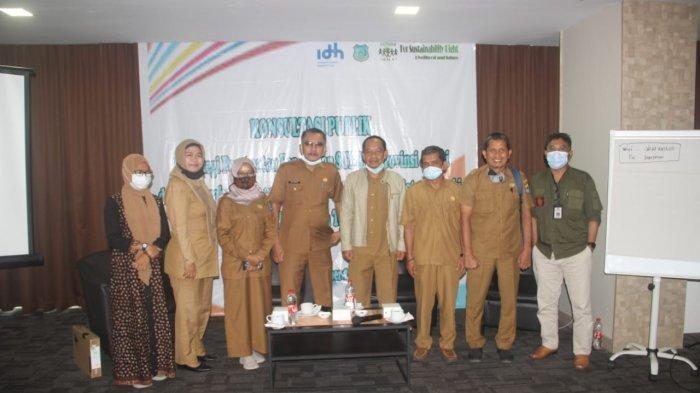 Yayasan Setara Jambi Gelar Kegiatan Konsultasi Publik, Strategi Percepatan Penerbitan STDB di Jambi