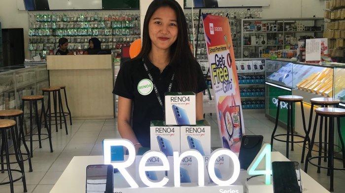 Diskon HP Oppo September 2021 - Oppo Reno4 Pro Diskon 30%, Oppo A15, Oppo A74