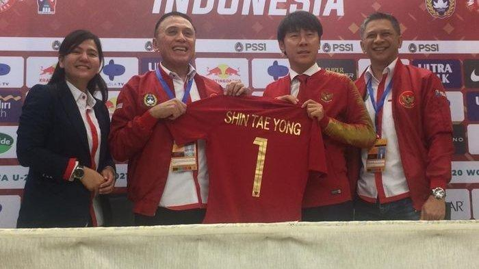 Daftar 34 Pemain Timnas Indonesia yang Dipanggil Shin Tae-yong