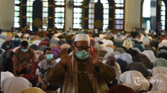 Muhammadiyah Keluarkan Imbauan Terkait Salat Tarawih Saat Pandemi Covid-19