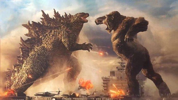 Trailer Godzilla vs Kong Sudah Keluar, Efek Luar Biasa, Pertarungan Antara Dua Monster Terkenal