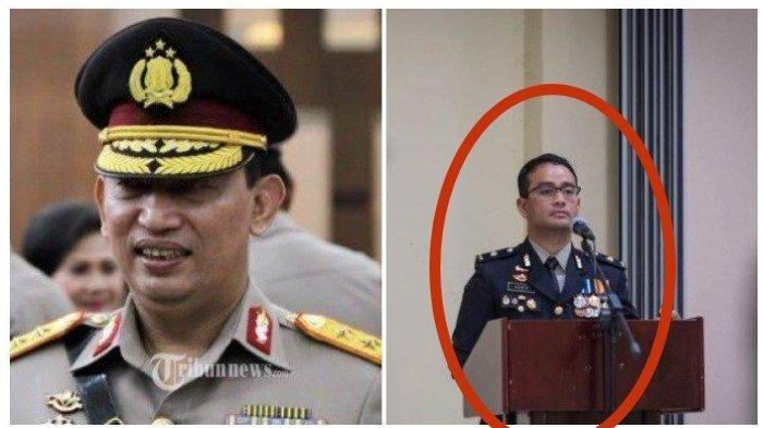 Kapolres Ini Dibawa Jenderal Listyo Sigit Prabowo ke DPR, Siapa AKBP Ahrie Sonta Sebenarnya?