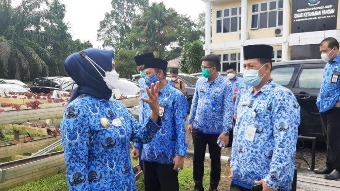 Ratusan Pegawai Non-ASN di Semarang Diberhentikan Karena Nekat Mudik saat Lebaran 2021