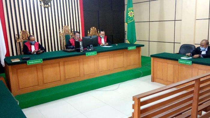 Majelis Hakim Tipikor Jambi Tolak Eksepsi Arfan, Kasus Suap Proyek Dinas PUPR Berlanjut