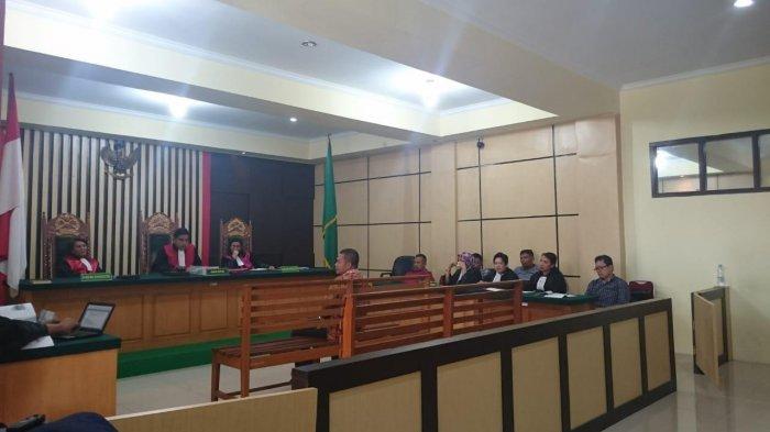 Sidang Dugaan Korupsi Embung Sungai Abang, Saksi Sebut Pernah Pinjam Uang Rp140 Juta