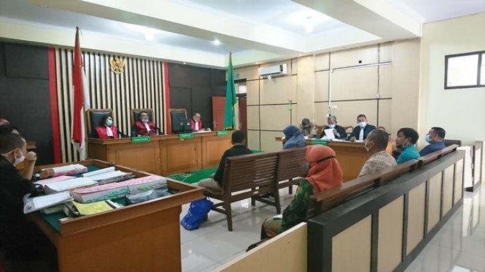 Jaksa Hadirkan Joko Paryadi Mantan Kabid Bina Marga PU Tebo, Uji Kualitas Aspal Dipersoalkan