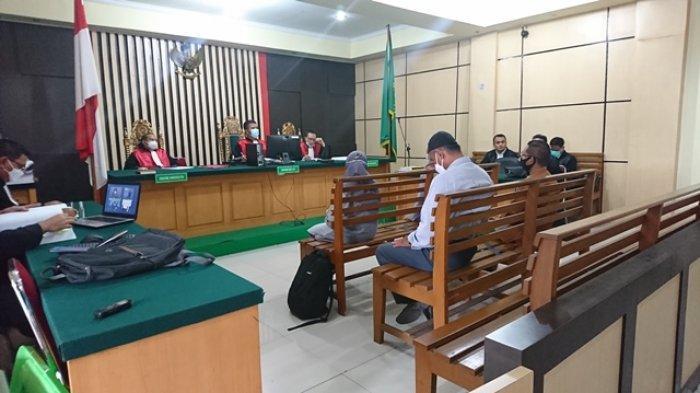 Saksi Terangkan Banyak SPJ Dana BOS Ditandatangani Tapi Honor Guru Tak Diterima