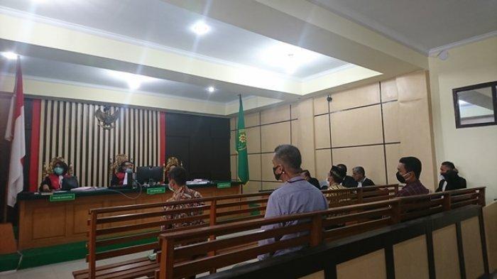 Di Depan Hakim, Terdakwa Proyek Multiyears Pengaspalan Jalan di Tebo Pertanyakan Standar Uji Aspal
