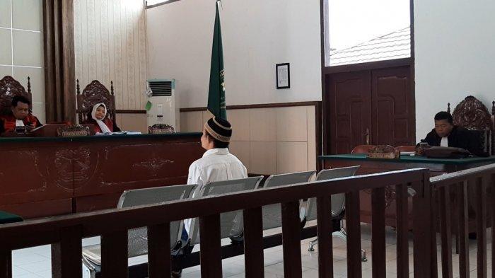 Sidang Perdana Pembunuhan di Kampung Benit Bungo Digelar, Dibantu Penerjemah