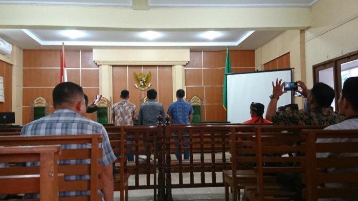 Sidang Praperadilan, Kasus Dugaan Salah Tangkap, Jawaban Saksi Termohon Berobah-obah