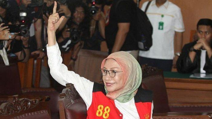 Bebas Penjara, Ratna Sarumpaet Ngaku Salah Masuk Prabowo di Pilpres 2019, Cerita Hidupnya di Penjara