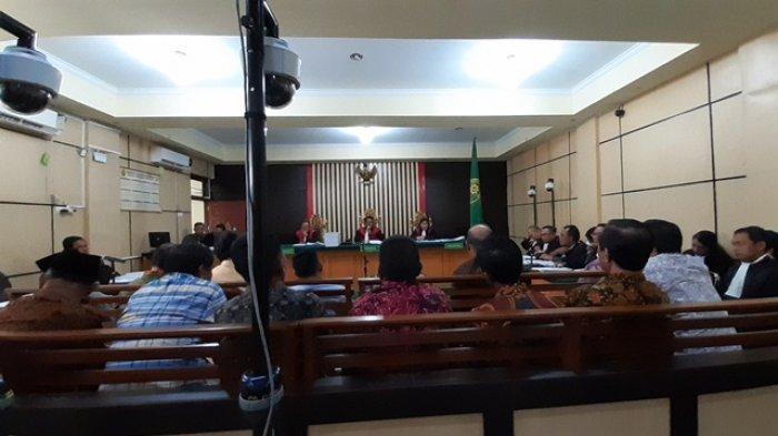 Mantan Ketua Komisi III DPRD Provinsi Jambi Akui Terima Jatah Uang Ketok Palu
