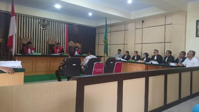 Kejari Sungai Penuh Tetapkan Ibnu Ziady Sebagai DPO Kasus Korupsi Pembangunan Irigasi