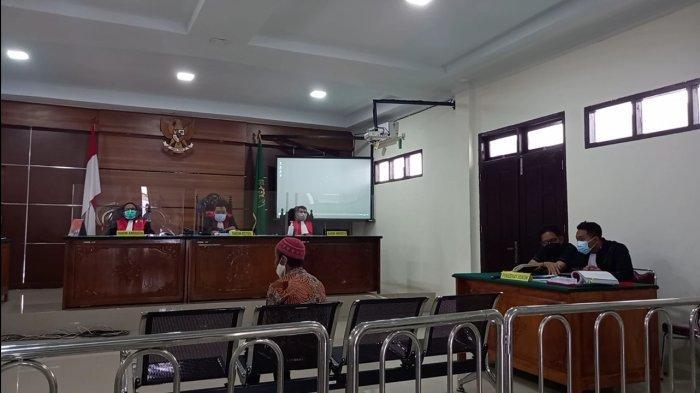 Kasus Kerusakan HutanTebo, JPU Minta Terdakwa Akui Perbuatannya