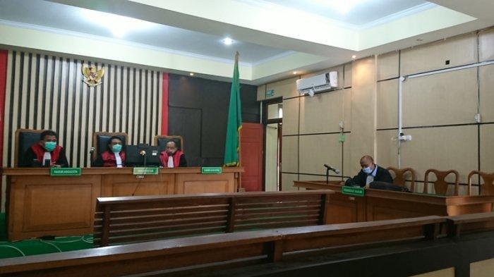 Sarbaini Dituntut 2,6 Tahun Penjara, Korupsi Dana Desa Padang Kelapo