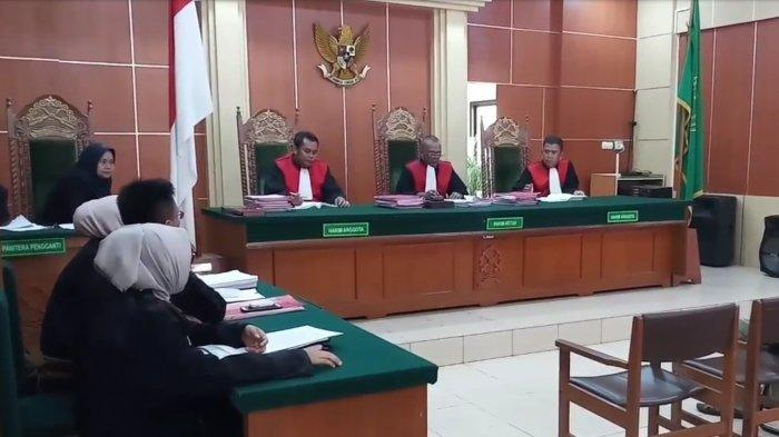 Terdakwa Kasus Narkotika Rinto Dituntut 7 Tahun Penjara dengan Barang Bukti 5,2 Gram Sabu