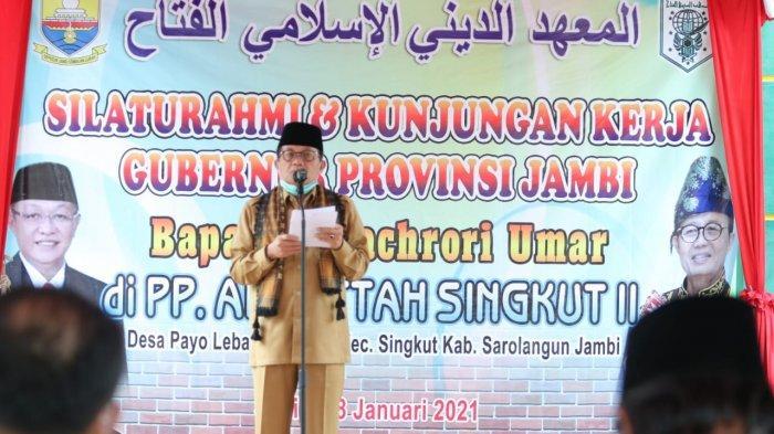 Fachrori Umar: Pondok Pesantren Berkontribusi Dalam Pendidikan Nasional