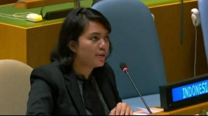 Siapa Sebenarnya Silvany?Diplomat Muda RI yang Permalukan Vanuatu Karena Soroti Papua di Sidang PBB