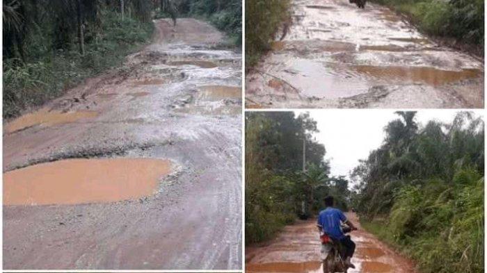 Fadhil Arief-Bakhtiar Bakal Memimpin Batanghari, Warga Berharap Jalan Mereka Diperbaiki
