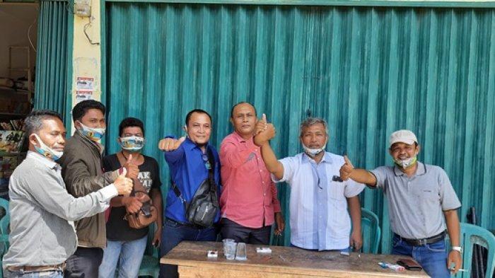Nyatakan Sikap, Sinaga Siap Menangkan SZ-Erick Jadi Bupati dan Wakil Bupati Bungo