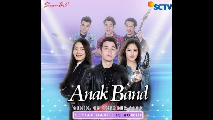 Download Lagu MP3 Ost Sinetron Anak Band di SCTV, 'Cukup Dikenang Saja - The Juna Monkey Feat Yasmin