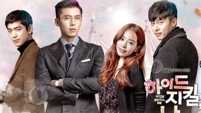 Sinopsis Drama Korea Hyde Jekyll Me Episode 12, Robin Ingin Dirinya Hidup