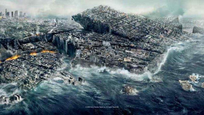 Sinopsis Film 2012, Menceritakan Hari Kiamat di Bumi, Tayang di Bisokop TRANS TV Malam Ini
