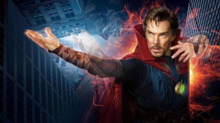 Sinopsis Film Doctor Strange di Big Movies GTV, Benedict Cumberbatch Superhero Dengan Kekuatan Sihir