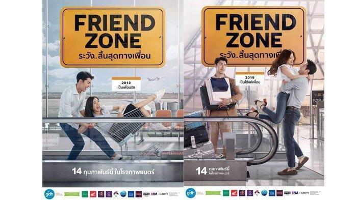 Sinopsis dan Link Streaming Film Friend Zone, Kisah Hubungan yang Terjebak di Zona Pertemanan
