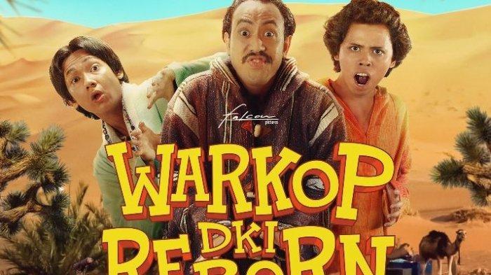 Sinopsis Warkop DKI Reborn 4 yang Tayang Hari Ini di Disney+ Hotstar, Dono, Kasino, Indro ke Maroko