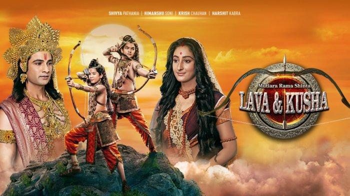 Sinopsis Lava Kusha Episode 4, Lava Kusha Mendengar Cerita Ramayana Langsung dari Rama
