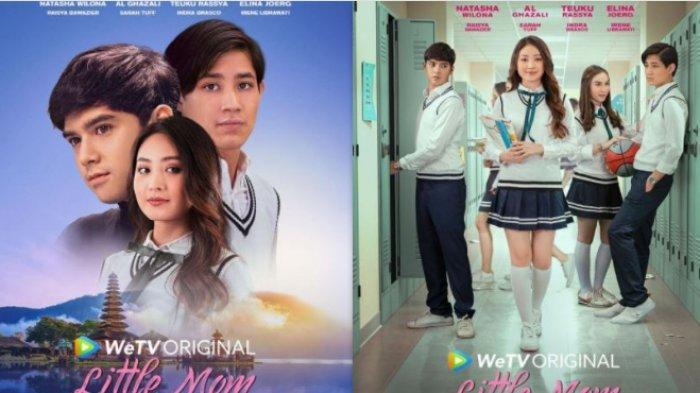 Web Series Little Mom Tayang di WeTV hari Ini Pukul 18.00 WIB, Natasha Wilona Berikan Pesan