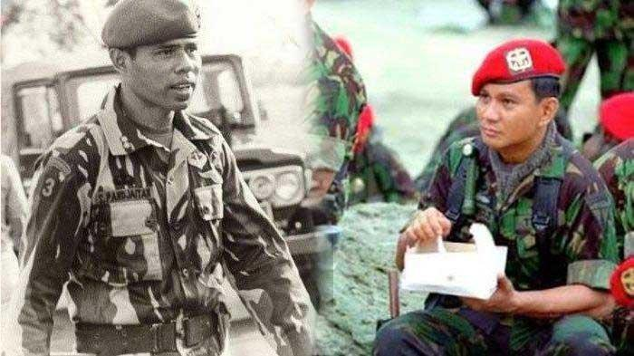 KALA Ucapan Komandan Kopassus Ini Pada Prabowo Subianto Jadi Kenyataan 34 Tahun Kemudian