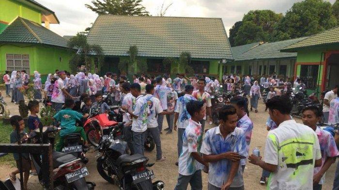 Pengumuman Kelulusan, 84 Siswa SMK di Provinsi Jambi Tidak Lulus Tahun Ini