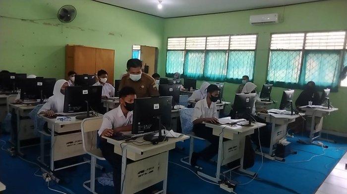 Siswa SMPN 6 Muarojambi Antusias Ikuti Pembelajaran Tatap Muka, Sebut Materi Mudah Dipahami