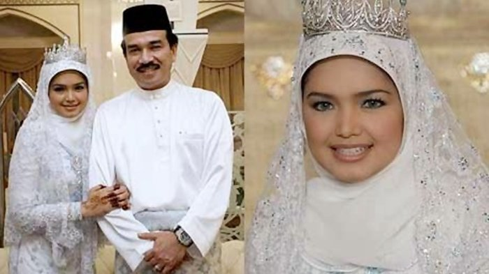Intip Foto-foto Bersama Suami yang Pengusaha Tajir, Siti Nurhaliza Segera Lahirkan Anak Pertama