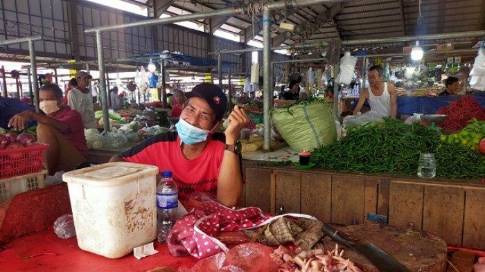 Menjelang Paskah Harga Kebutuhan Pangan di Kota Jambi Normal