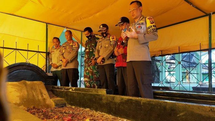 Peziarah Datang dari Pulau Jawa, Situs Makam Rang Kayo Hitam Pusat Acara Haul Tahunan